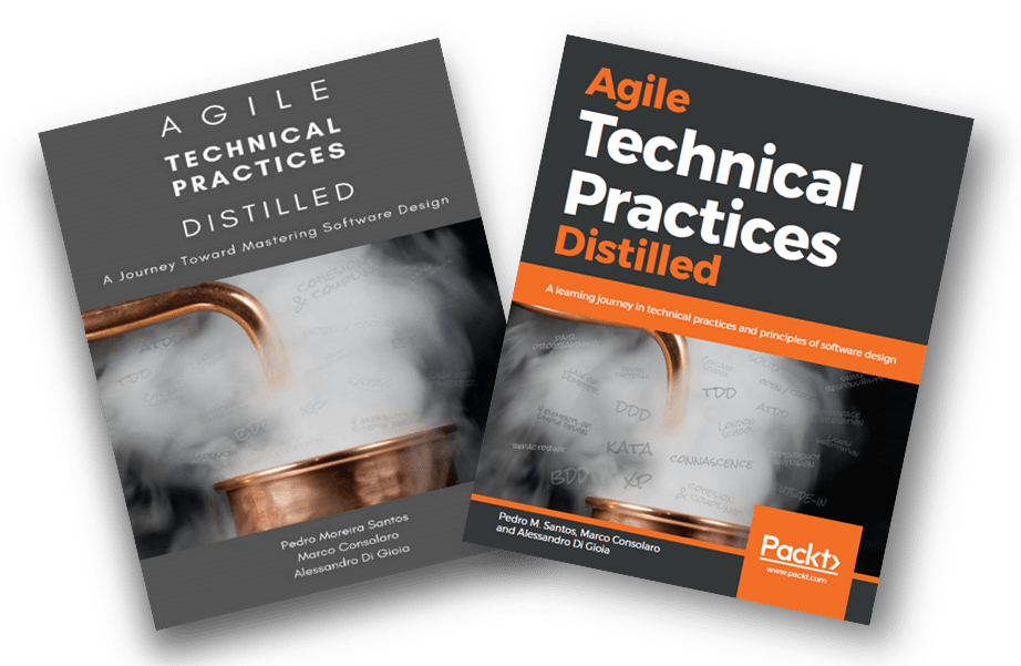 Award winning book 'Agile Technical Practices Distilled'